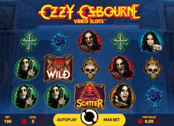 slot NetEnt Ozzy Osbourne
