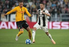 Hoarau Pjanic Young Boys Juventus