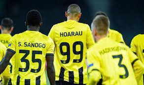 Hoarau Young Boys