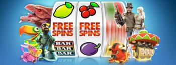 free spins machine à sous animaux