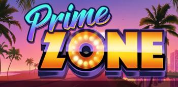 prime zone logo machine à sous
