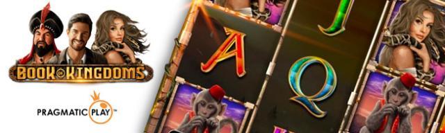 slot Pragmatic Play Book of Kingdoms