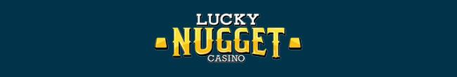 lucky nugget banner