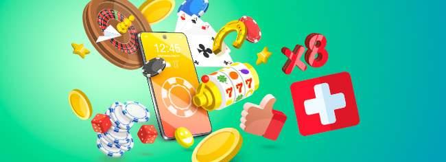 chiffre d'affaires casinos en ligne suisses