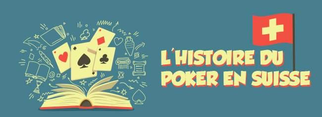 législation poker Suisse