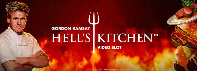hell's kitchen netent machine à sous