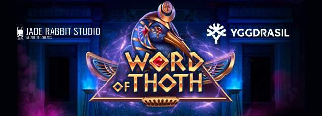 Word of Thot Yggdrasil Jade Rabbit Studio
