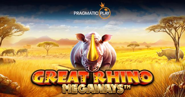 Great Rhino Megaways Pragmatic Play