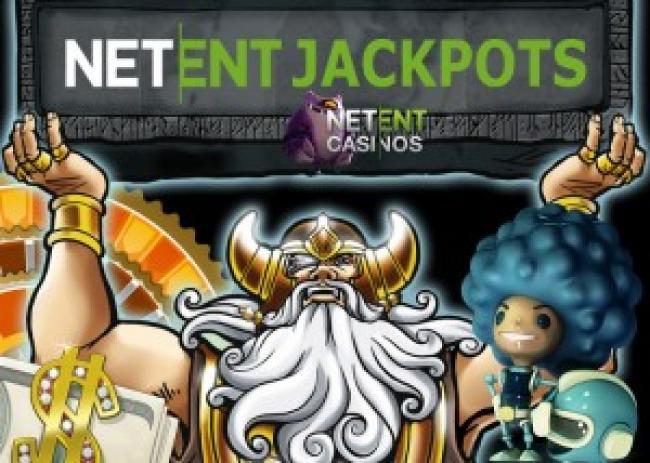 netent casinos jackpot